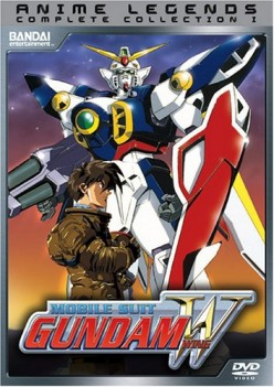 Gundam Wing (Anime) - RedRyu's Review Corner #7