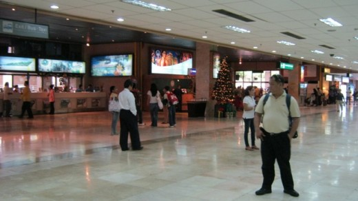 Mactan Cebu international Airport by Flickr's Dominic Alojado