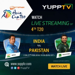 India vs Pakistan - The Key Battle of the Asia Cup T20 2016