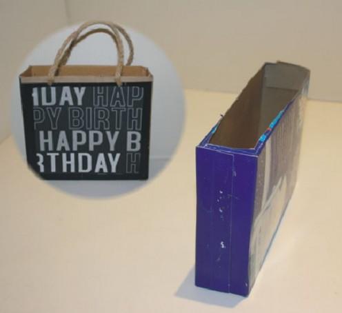 Happy Birthday Art Box
