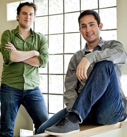 Kevin Systrom and Michael Krieger - Instaboys