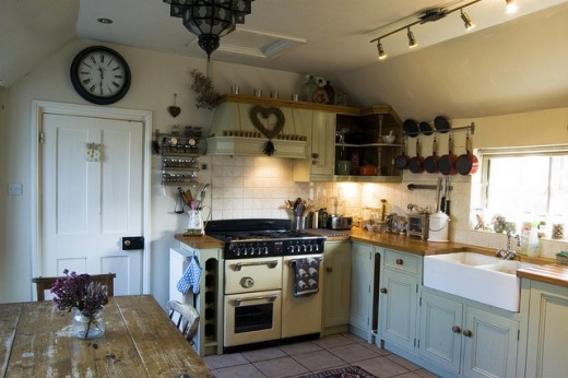 The kitchen is often considered to be the heart of any home.
