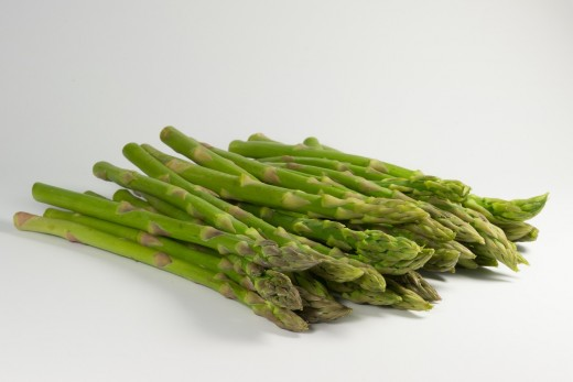 Asparagus is one of the allowed vegetables on the ketogenic diet plan