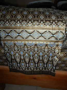 Thai Batik used in home furnishings