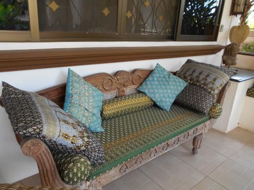 Furnishings at home