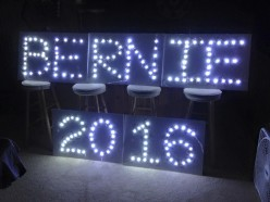Make Your Own Bernie Shirts and Signs