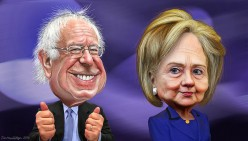 Who is more electable, Hillary Clinton or Bernie Sanders?