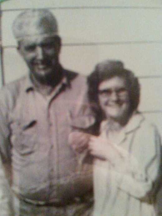 Papa and Granny Allen