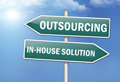 Outsource or In-House DCIM