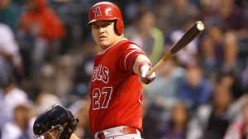 Mike Trout, Five Tool Star Center-fielder.