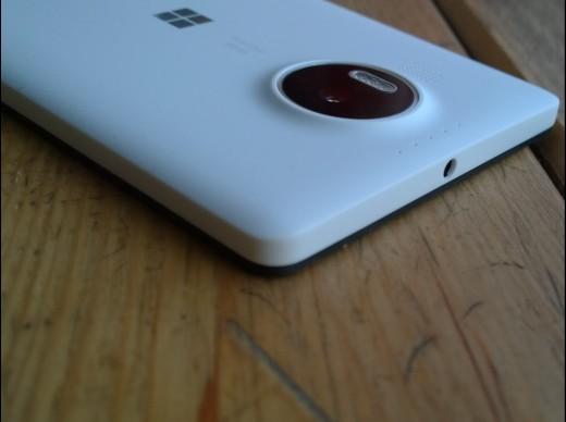 Camera Unit & Microsoft Branding