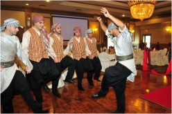 Traditional Dabke Dance