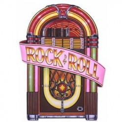 Rictameter poetry, The Jukebox, Rock And Roll