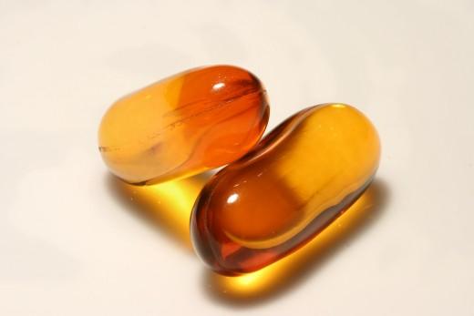 Hemp oil provides omega 3