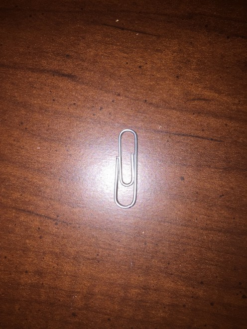 8. A paper clip- A prosperous relationship should always, hold favorable conditions together.