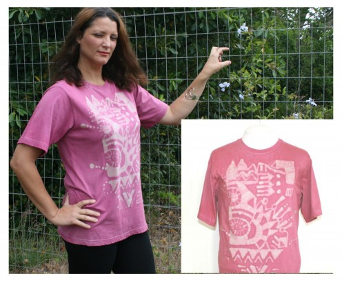 Cool tee for a holiday or at home with friends and family.
