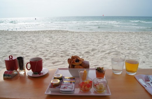 Breakfast at Marrakesh Hua Hin Residences