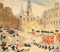The Boston Massacre-Powder Keg of the American Revolution