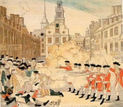 The Boston Massacre-Powder Keg of the American Revolution