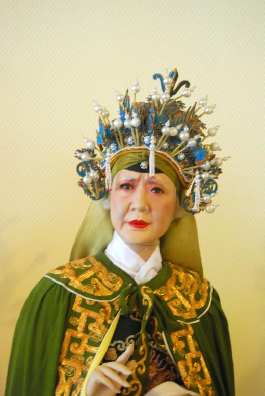 She Saihua Beijing Opera House