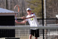 Falcons Tennis Breaks Blackhawks