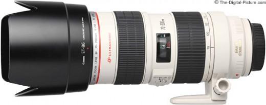 70mm-200mm L series