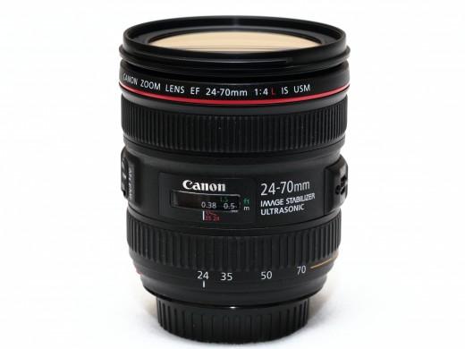 24mm-70mm L series