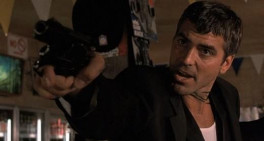 George Clooney as Seth Gecko