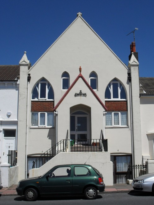 Beamsley Hall, Beamsley Road, Eastbourne, East Sussex, England.