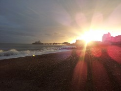 Eastbourne: A nice reason to visit  England.