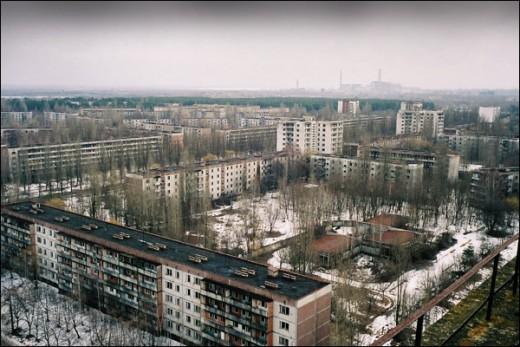 City of Chernobyl
