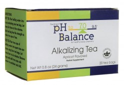 Have you heard of Alkaline tea?