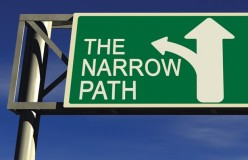 The Spiritual Gate and the Path of the Ekklesia is Narrow
