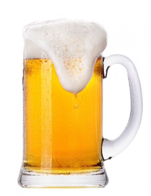Beer is the worst drink for hydrating your body.