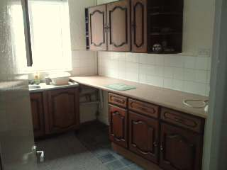 A tired and dated kitchen will always need ripping out