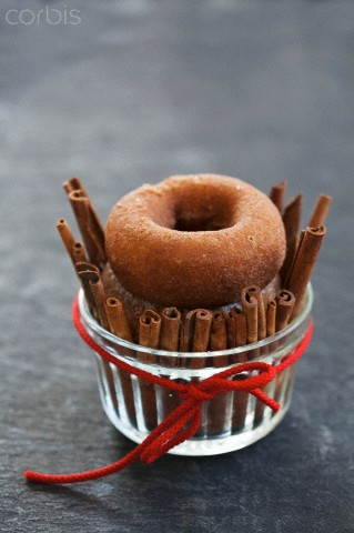 You can even enjoy delicious cinnamon sticks with your tasty doughnuts.