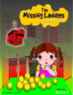 Book Review: The Missing Laddoos