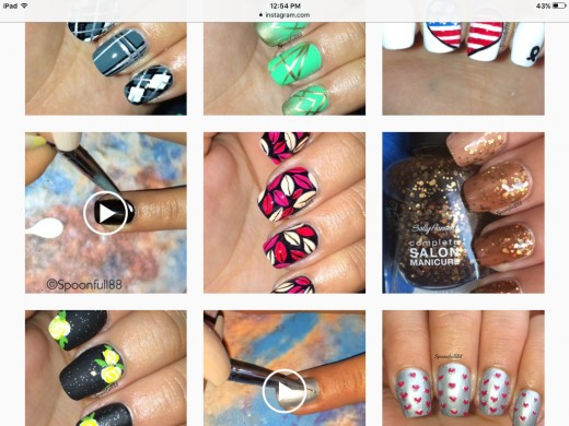 Easy Nail Art Ideas And Tutorials Bellatory
