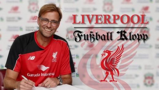 Liverpool Manager:  Jurgen Klopp.