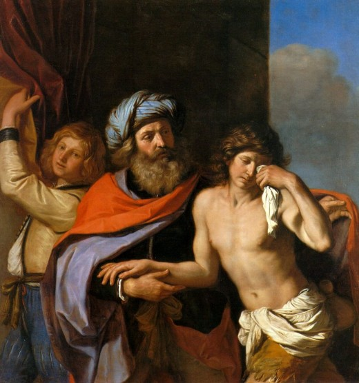 The Return of the Prodigal Son by Il Guercino