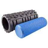 Foam rollers come in many forms