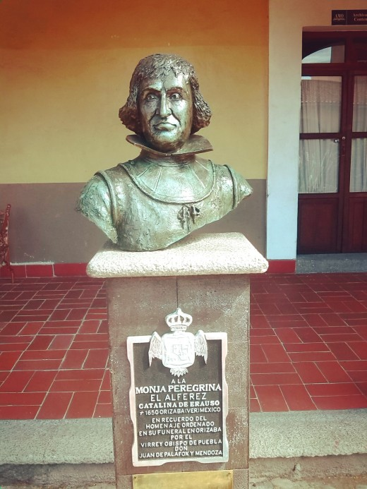 Monument to the Lt. Nun, Orizaba, Veracruz