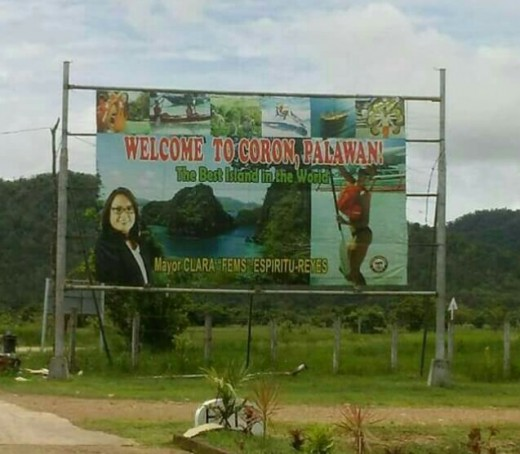 Welcome to Coron.