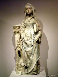 The Cluny Museum, Paris