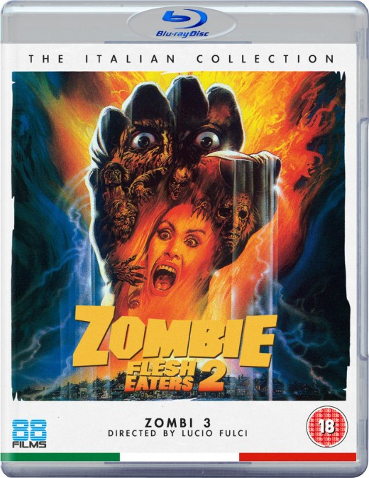 Zombie Flesh Eaters 2 has never looked so good