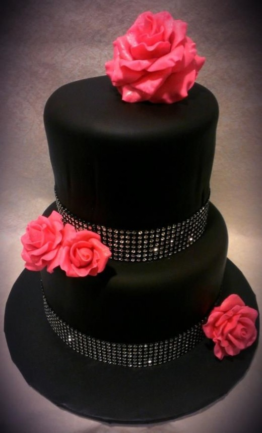 Black Hat Cake