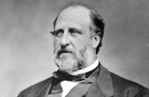 "WILLIAM ""BOSS"" TWEED OF TAMMANY HALL, NYC."