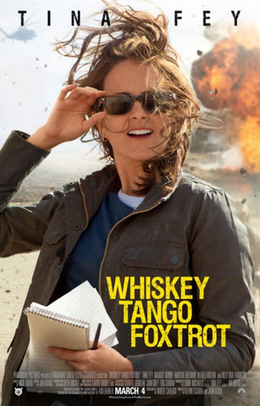 Tina Fey in Whiskey Tango Foxtrot from Paramount Pictures