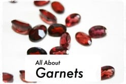 Garnet January's Birth Stone