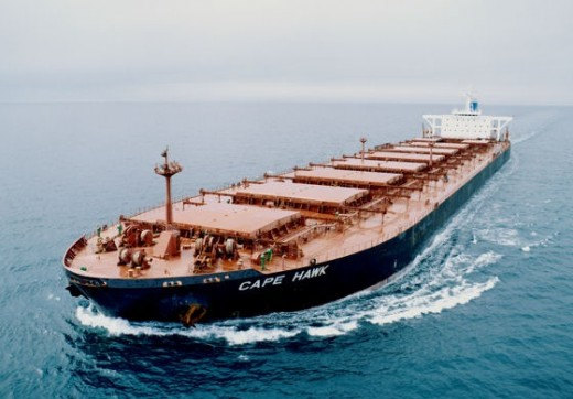 Marine Industry - Bulk Carrier
